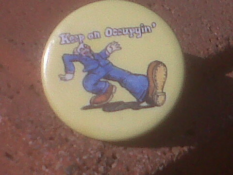 Keep On Occupying!