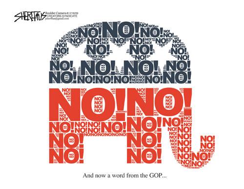 DO NOTHING CONGRESS - GOP ELEPHANT