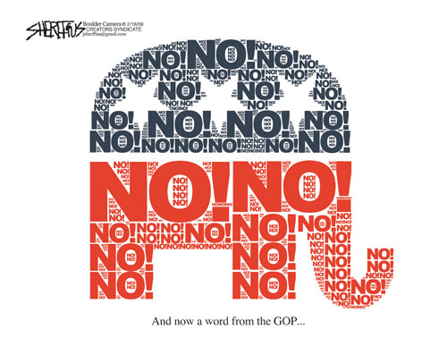 DO NOTHING CONGRESS - GOP ELEPHANT
