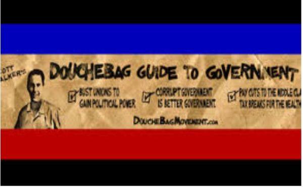 FIRESHOT - DOUCHEBAG GOVERNMENT