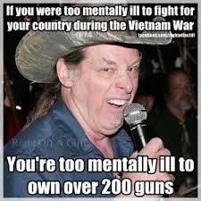 TED NUGENT - GUN NUT