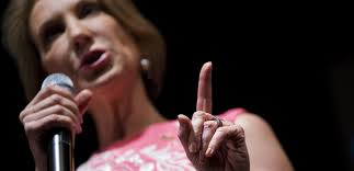 CARLY --- FINGER POINTING