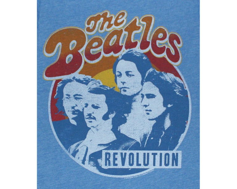 Revolution --- Beatles