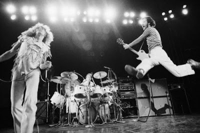 1975, USA --- The Who Performing in Concert --- Image by © Neal Preston/CORBIS