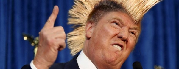 Image result for trump is a punk